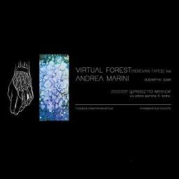 Virtual Forest LIVE + Andrea Marini DJSET @ Progetto Mayhem   25/02/17   PAYNOMINDTOUS.IT 2