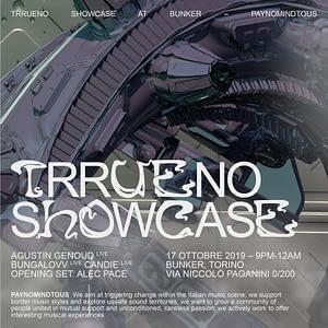 PAYNOMINDTOUS.IT ⟨ Ƭ Ʀ Ʀ Ʋ Є Ɲ Ơ showcase in Turin ⟩  17/10/19 image 1