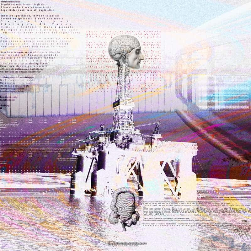 Track Premiere: DAT DistorsioneArmonicaTotale - CRISI [INTERIORA EP] | PAYNOMINDTOUS.IT 1
