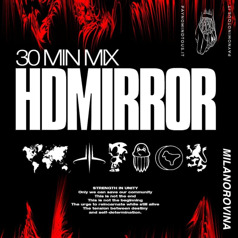 The Ruins Of A City Are Its Wealth: Milanorovina Golden Edition | GUESTMIX#40 by HDMIRROR | PAYNOMINDTOUS.IT
