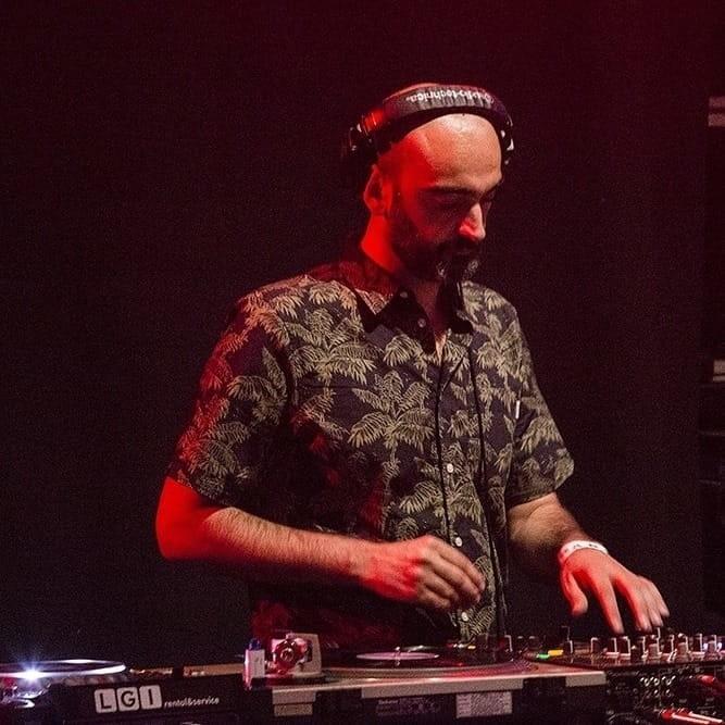 RECORDING#40: BXP [DJSET] @Ombre Lunghe | AtelierSi, Bologna, 23/06/17 | PAYNOMINDTOUS.IT 2