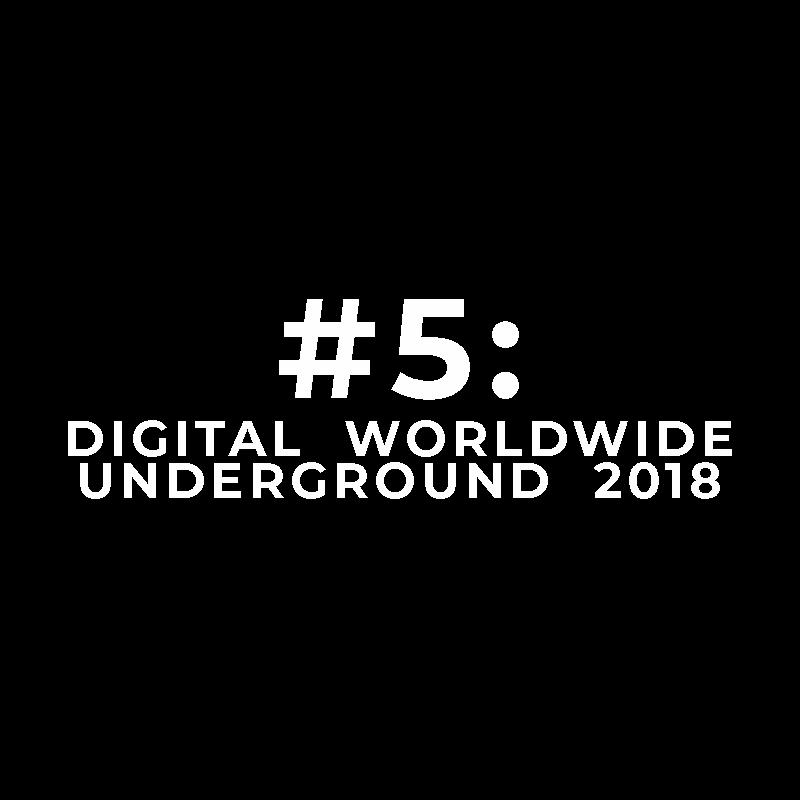 PAYNOMINDTOUS.IT RECOMMENDED#5: 100 tracks to discover 2018's digital worldwide underground image 1