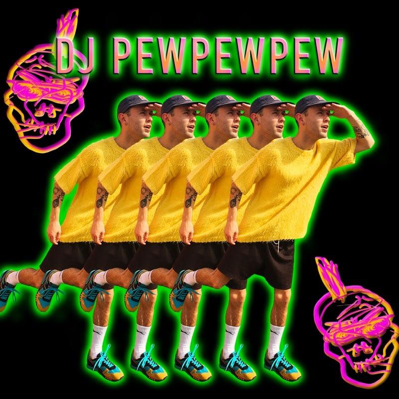 PAYNOMINDTOUS.IT GUESTMIX#74: DJ PEWPEWPEW