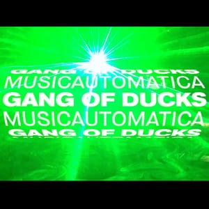 Gang of Ducks x Musicautomatica | Bunker, 28/10/17 | PAYNOMINDTOUS.IT