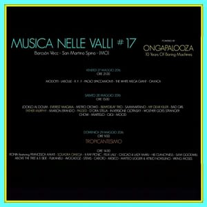 RECORDING#6: Everest Magma [LIVE @Musica Nelle Valli #17 #ONGAPALOOZA, Barcsòn Vècc, 28/05/16] | PAYNOMINDTOUS.IT 1