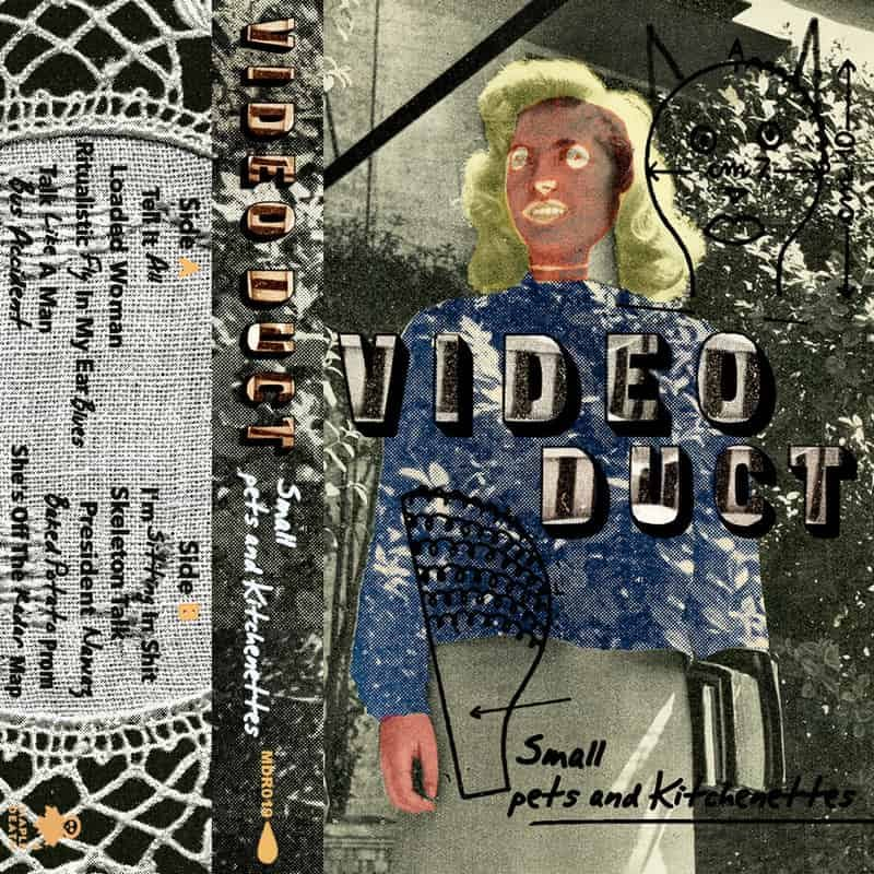 Listen to 'Tell It All' by Video Duct out on Maple Death Records | PAYNOMINDTOUS.IT