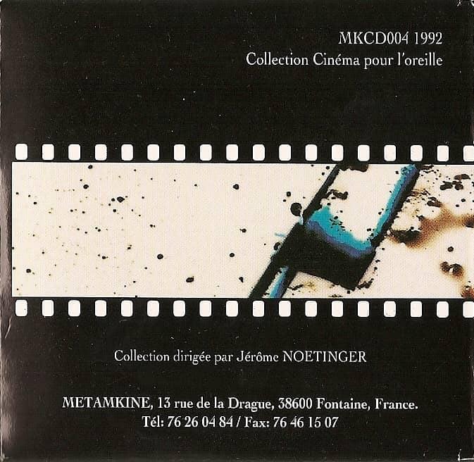 GUESTMIX#20: 'Cinéma pour l'oreille '92-'02' by Massimo Carozzi + Random Numbers Split Vol. 4 | PAYNOMINDTOUS.IT 1