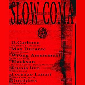 Slow Coma 02 @Bunker, Torino, 25/11/17 | PAYNOMINDTOUS.IT 1