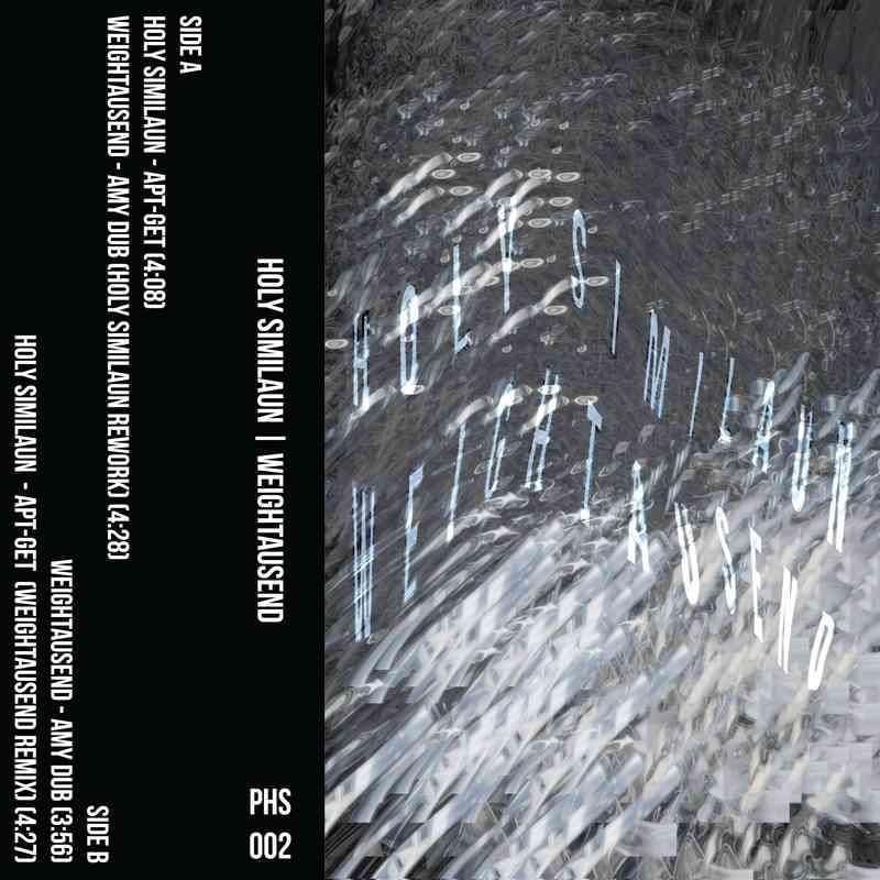 Holy Similaun / Weightausend Split EP [Prehistoric Silence, PHS002] + Full Album Stream | PAYNOMINDTOUS.IT